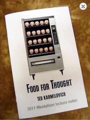 Ted Karmilovich - Food For Thought