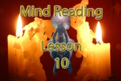 Mind Reading Lesson 10 by Kenton Knepper