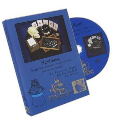 Greater Magic Video Library - Mentalism