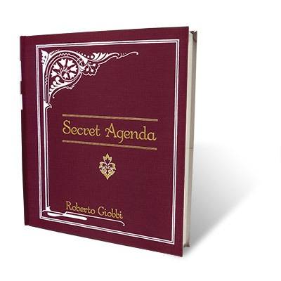 Secret Agenda by Roberto Giobbi and Hermetic Press PDF
