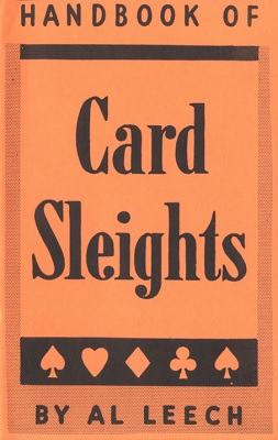Al Leech - Handbook of Card Sleights