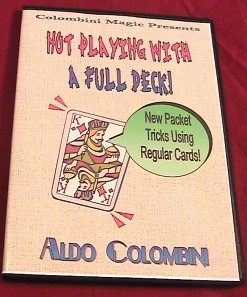 Aldo Colombini - Not Playing With a Full Deck