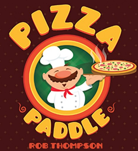 Pizza Paddle by Rob Thompson (Video Download)