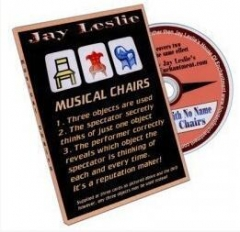 Jay Leslie - Musical Chairs (Video Download)